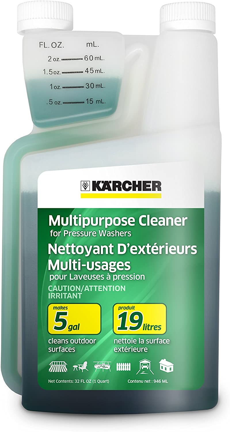 Karcher Multi-Purpose Cleaning Detergent Soap Cleaner