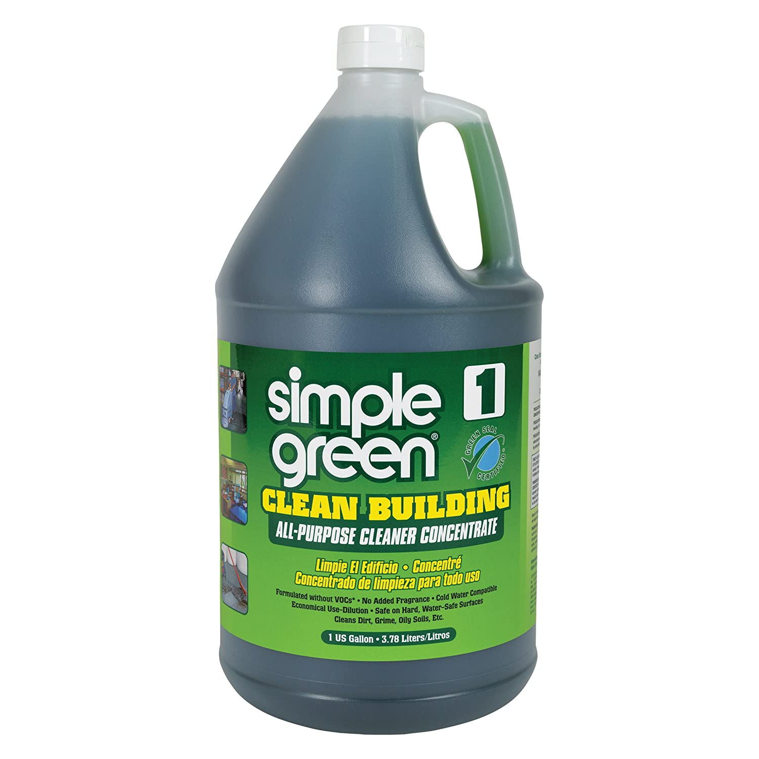 Simple Green 11001CT Clean Building All-Purpose Cleaner